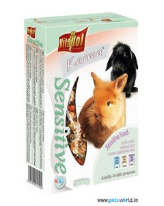 Vitapol Sensitive Food For Rabbit 200 gms