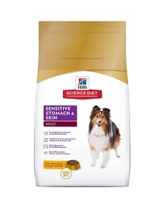 Hill's Science Diet Adult Sensitive Stomach & Skin Dog Food 1.81 Kgs