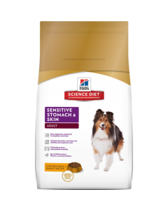 Hills Science Diet Sensitive Stomach & Skin Adult Dog Food 1.81 Kg