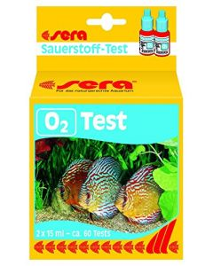 Sera O2 Test 2 X 15 ml - 60 Tests