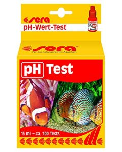 Sera pH Test 15 ml - 100 Tests