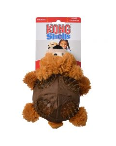 Kong Shell Bear Small Dog Toy