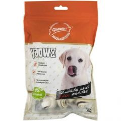 "Gnawlers Yaowe 2.5"" Knoted Bone 220gm"