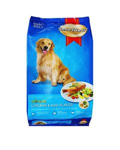 SmartHeart Adult Dog Food Chicken And Egg  Flavour 500 gm