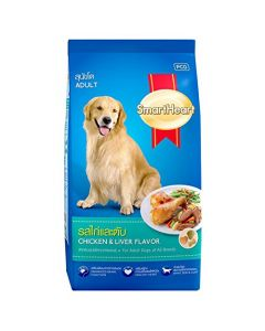 Smartheart Adult Dog Food Chicken and Liver Flavour 20 Kg