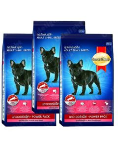 Smartheart Dog Food Power Pack Small Breed 3 KG