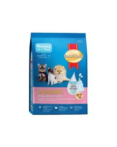 Smartheart Puppy Dog Food Small Breed 2.6 Kg