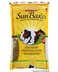 Sunseed Guinea Pig Pellet Food 2.5 lbs