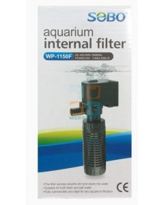 Sobo Aquarium Internal Filter WP-1150F 6W