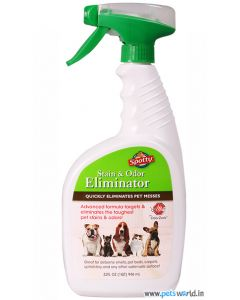 Spotty Stain And Odor Eliminator 946 ml