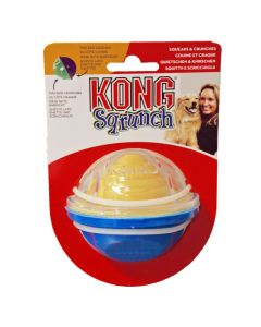 Kong Scrunch UFO Small Dog Toy