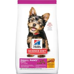 Hills Science Diet Canine Puppy Small Paws™ Chicken 1.50 Kgs