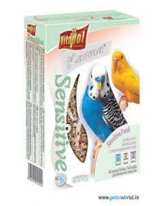 Vitapol Sensitive Food For Budgie 300 gms