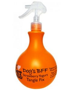 Pet Head Dog's BFF Strawberry Yogurt Tangle Fix Spray 450 ml