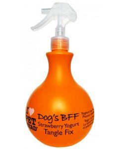 Pet Head Dog's BFF Strawberry Yogurt Tangle Fix Spray 450 ml