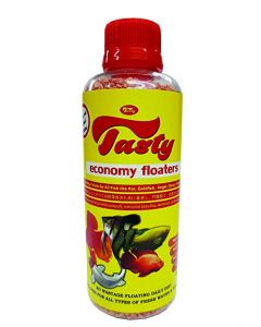 Tasty Economy Floaters Fish Food 200 ml
