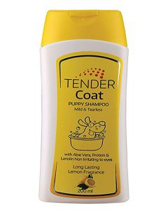 All4Pets Tender Coat Tearless Puppy Shampoo 200 ml