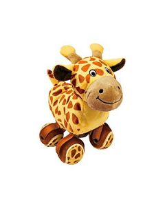 Kong TenniShoes Giraffe Small Dog Toy