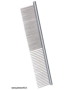 Petsworld Stainless Steel Finishing Comb