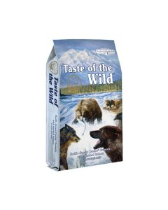 Taste Of The Wild Pacific Stream Canine Smoked Salmon Adult Dog Food 12.20 Kg