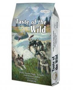 Taste Of The Wild Pacific Stream Smoked Salmon Puppy Food 13 Kg