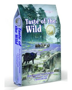 Taste Of The Wild Sierra Mountain Roasted Lamb Dog Food 12.20 Kg