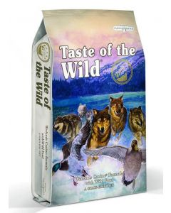 Taste Of The Wild Wetlands Canine Wild Fowl Adult Dog Food 5.60Kg