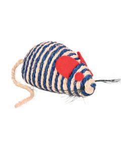 Trixie Sisal Mouse Cat Toy 10 cm