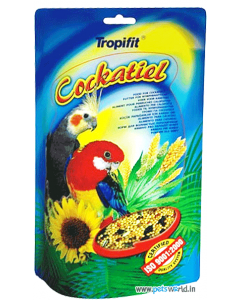 Tropifit Cockatiel Food 700 gms