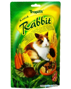 Tropifit Food For Rabbit 500 gms