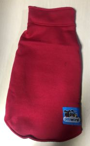Petsworld Velcro T Shirts for Dogs Red Size 18