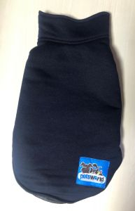 Petsworld Velcro T Shirts for Dogs Blue Size 14