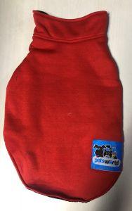 Petsworld Velcro T Shirts for Dogs Orange Size 28