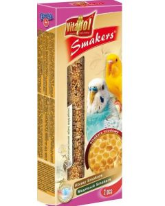 Vitapol Honey Smakers For Budgies 90 gms