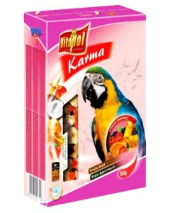Vitapol Fruit Food For Big Parrot 900 gm