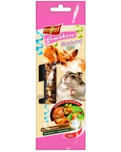 Vitapol Pet Food Nut Smakers For Rodents 45 gm