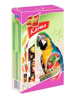 Vitapol Vegetable And Fruit Food For Big Parrot 900 gm