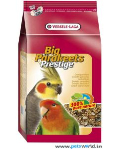 Versele Laga Big Parakeets & Cockatiels food 1 Kg