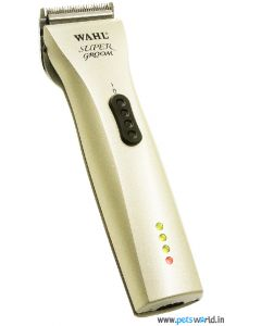 Wahl Super Groom Professional Dog & Cat Clipper