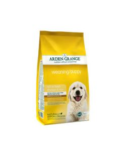 Arden Grange with Chicken Weaning Puppy Food 15 Kg