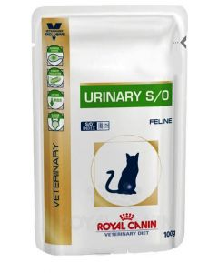 Royal Canin Veterinary Diet Wet Urinary Cat Food 1.2 Kg