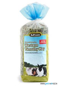Zupreem Natures Promise Western Timothy Hay 3.62 Kg
