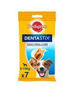 Pedigree DentaStix Daily Oral Care Small Dog Treats 110 gm