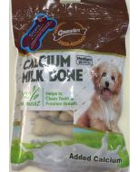 Gnawlers Calcium Milk Bone Medium 12 Pcs
