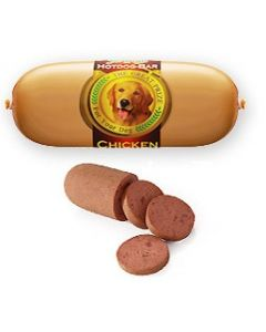 Jerhigh Dog Snacks Hot Dog Chicken 150 gms