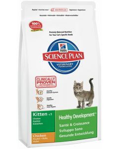 Hills Science Plan Feline Kitten Chicken Cat Food 2 Kg