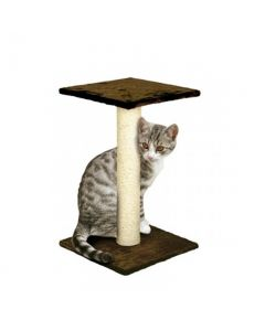 Karlie Brown Seat Scratching Tree For Cats