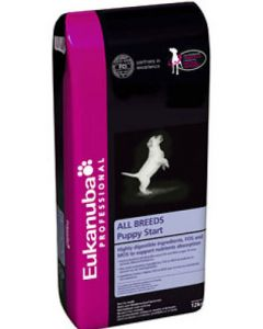 Eukanuba Puppy Starter Dog Food 12 Kg
