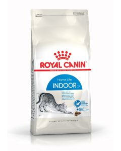 Royal Canin Indoor 27+ Adult 2kg cat food