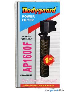 Bodyguard Power Internal Aquarium Filter AP1600F